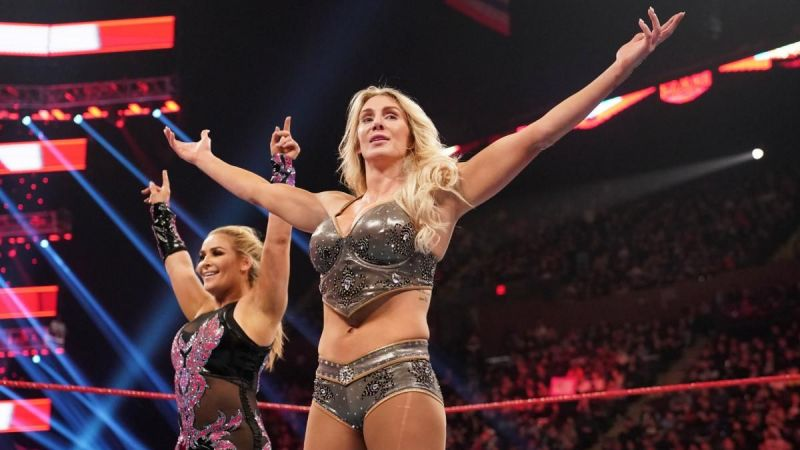 Charlotte Flair and Natalya have become tag team partners