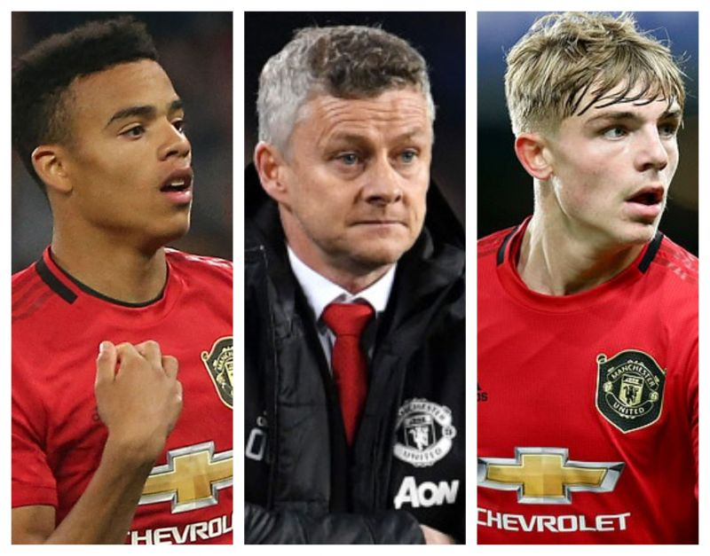 Solskjaer could use both Mason Greenwood and Brandon Williams against Partizan