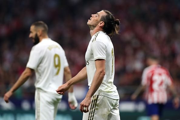 Bale has courted more controversy with Real Madrid but is still part of the squad for this weekend.