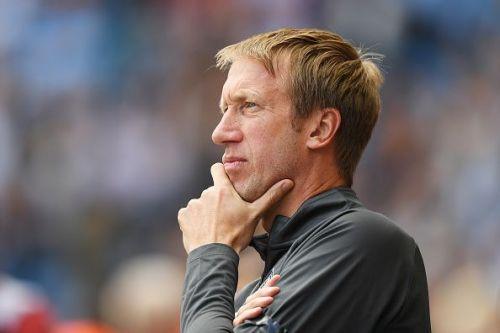Graham Potter's Brighton side have struggled in away fixtures
