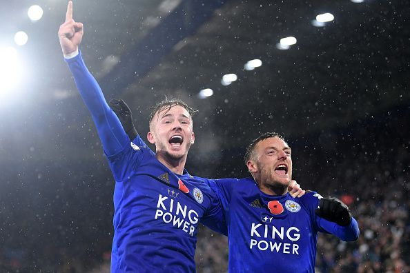 Leicester have become an outstanding side under Brendan Rodgers