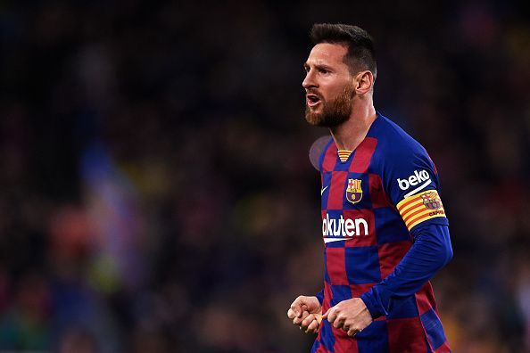 Lionel Messi is a phenomenal dribbler