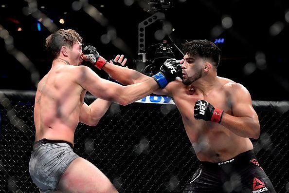 Kelvin Gastelum vs Darren Till- UFC 244