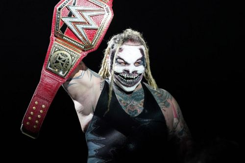 We will see him for the first time after winning the Universal Championship