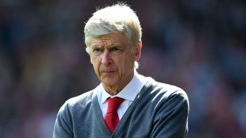 Former Arsenal boss Arsene Wenger