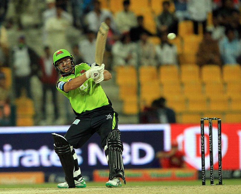 The Qalandars lost two matches on the trot yesterday