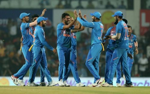 भारतीय टी20 टीम (Photo-Bcci)
