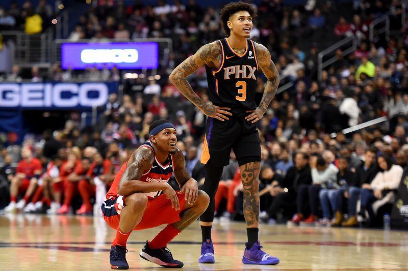 Washington Wizards v. Phoenix Suns