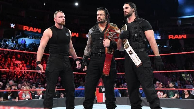 The Shield have officially disbanded