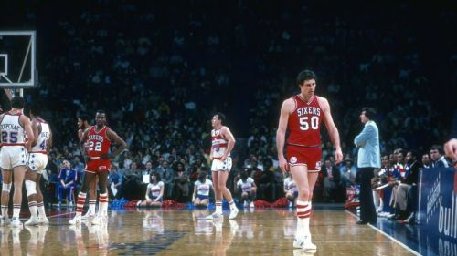 The 76ers made a handful of infamous records that season. Image Credits: SI
