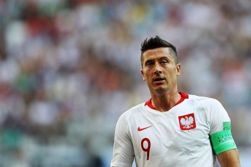 Lewandowski captains the Polish national team