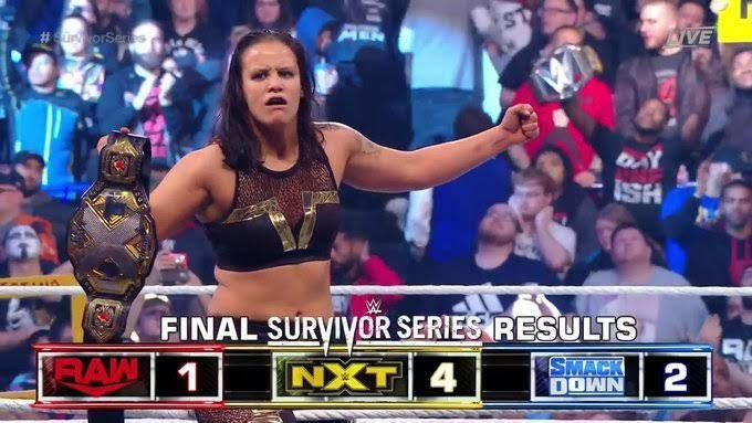 Baszler is here to stay