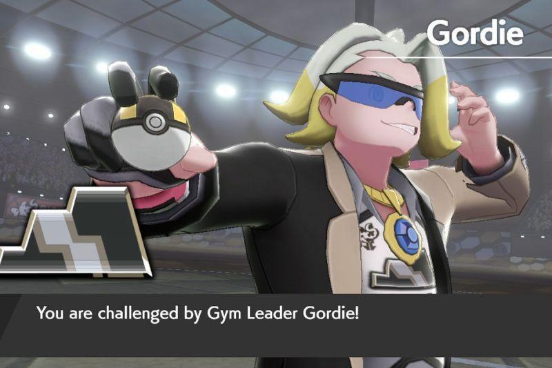 Gordie, the Rock-type leader