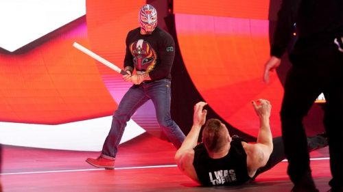 The Master of the 619 did the unthinkable on RAW this week