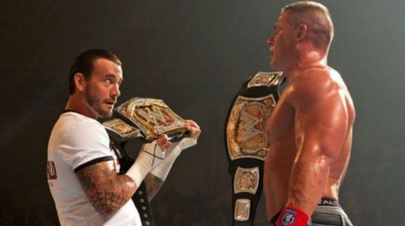Is a Cena return on the horizon?