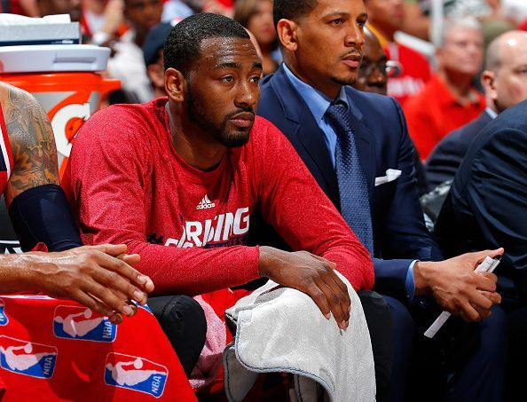 Injuries have been bothering John Wall