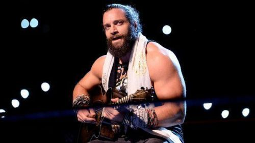 Elias is set to return soon on WWE TV