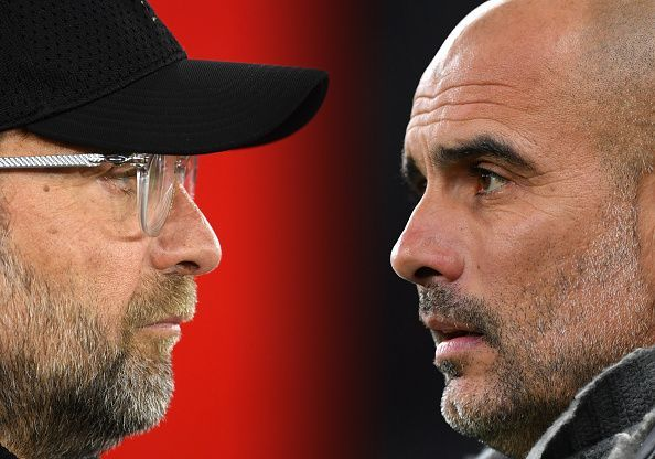 The war of words has already started between the two managers.