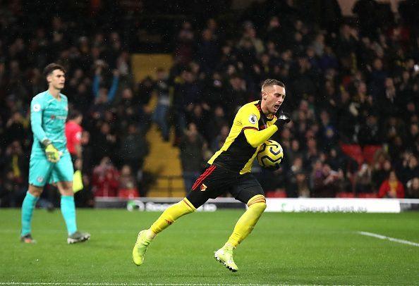 VAR awarded Gerard Deulofeu a questionable penalty, giving Watford an unlikely lifeline