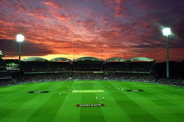 ऑस्ट्रेलिया vs न्यूजीलैंड डे-नाईट टेस्ट मैच