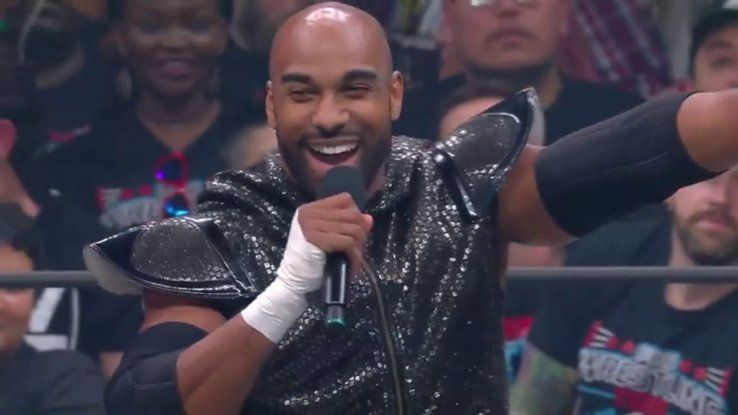 Scorpio Sky was involved in the Anger Management classes with Team Hell No