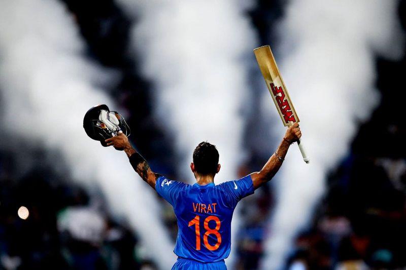 Virat Kohli: the epitome of success