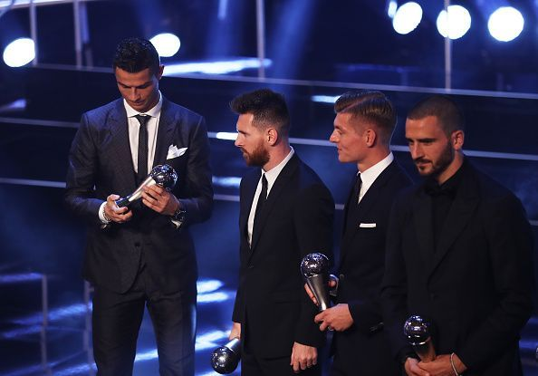 Ronaldo may have won more Champions League titles, but Messi owns the competition