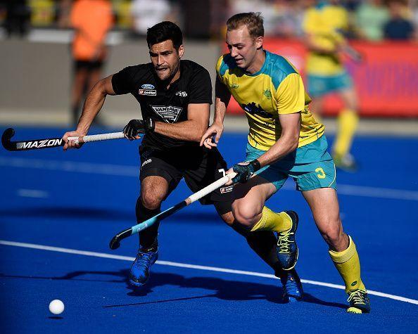 Jacob Anderson - Australia