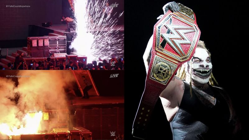 This shocked the WWE Universe!