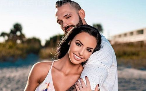 Peyton Royce and Tye Dillinger married back in August