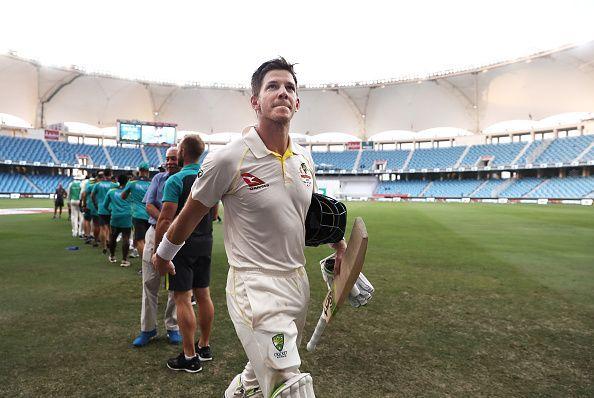 Pakistan v Australia: 1st Test - Day Five
