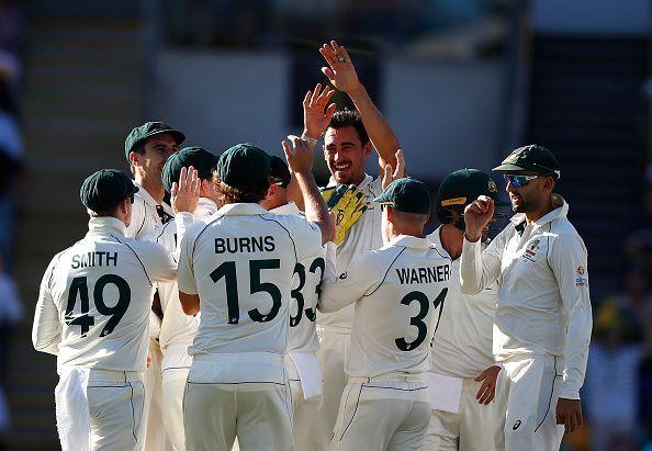 ऑस्ट्रेलिया की शानदार जीत