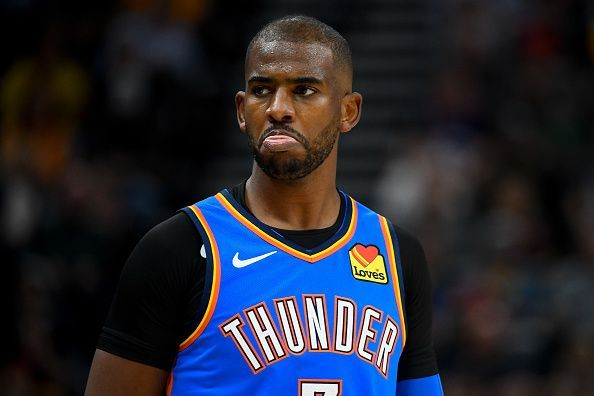Paul has been strongly linked with a move away from OKC despite making a strong start to the season.