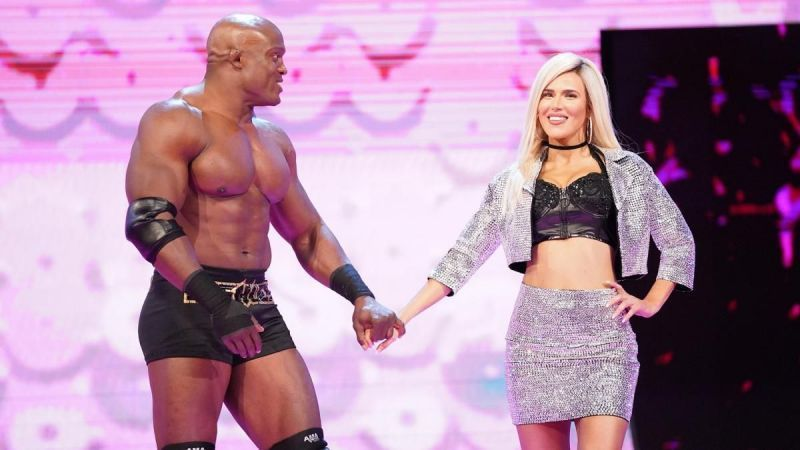 Bobby Lashley & Lana have been together for over a month.