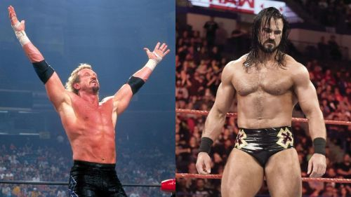 Drew McIntyre has worked closely with DDP