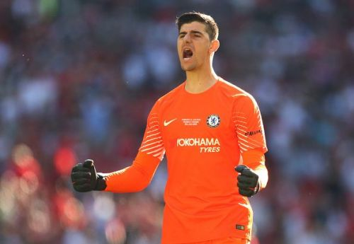 Thibaut Courtois was a top goalkeeper for the Blues