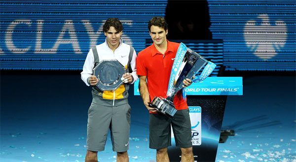 Federer beats Rafael Nadal to win his 5th ATP Finals title