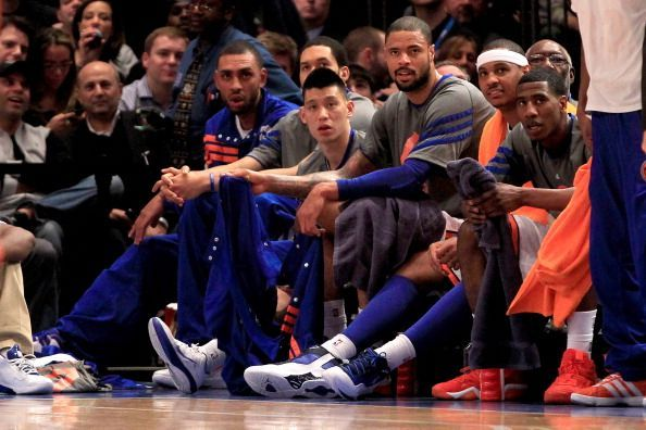 Lin back in his NY days