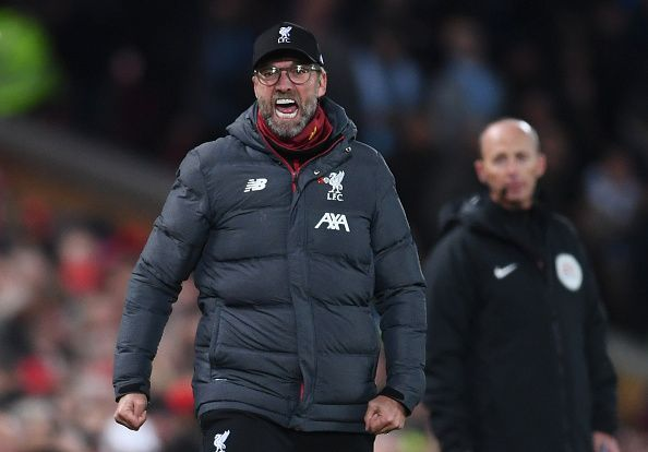Liverpool have now won 12 of their 13 league games and are unbeaten so far in the competition