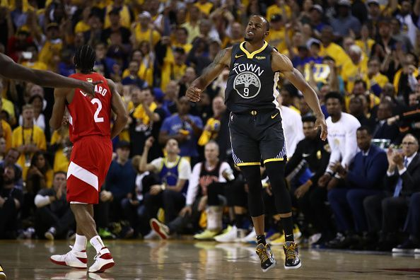 Andre Iguodala impressed as the Warriors reached the 2019 NBA Finals