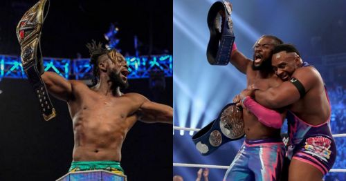 Kofi Kingston.