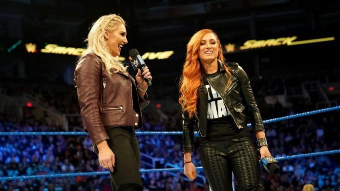 Becky Lynch and Charlotte Flair could take on The Kabuki Warriors