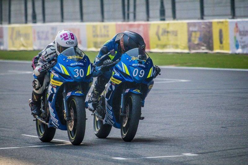 JK Tyre Suzuki Gixxer Cup