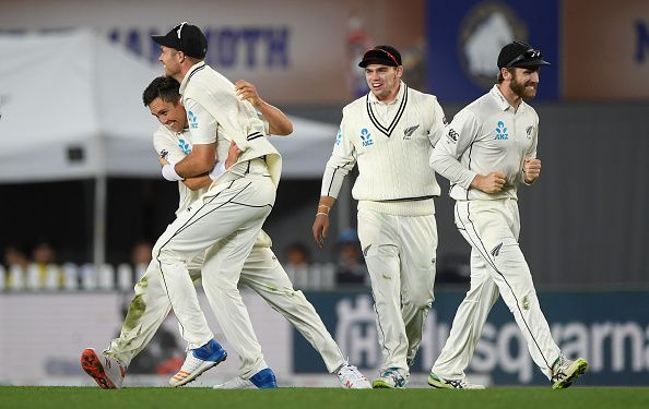 New Zealand will host England in a two-match Test series