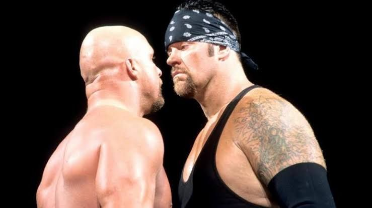 Austin and Taker