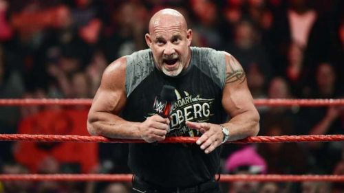 Goldberg is a WWE Hall of Famer