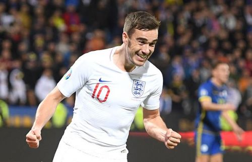 Harry Winks had a fantastic game and topped his performance off with his first international goal