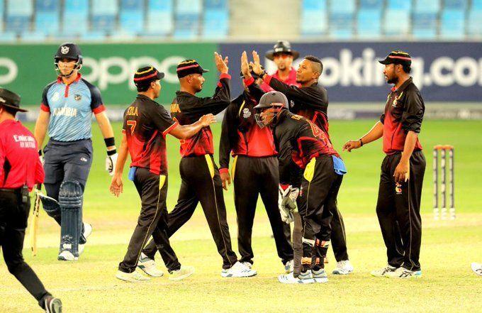 पापुआ न्यू गिनी ने फाइनल में जगह बनाई (Photo: ICC)