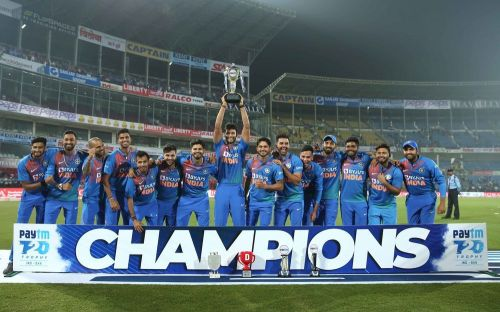 India registered an encouraging 30-run victory over Bangladesh in the topsy-turvy series decider.