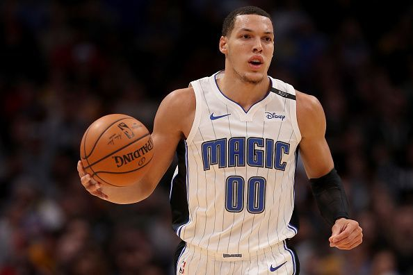 Aaron Gordon has been linked with a trade away from the Orlando Magic